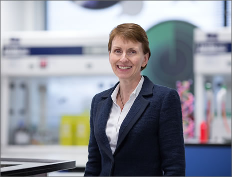 Helen Sharman OBE
