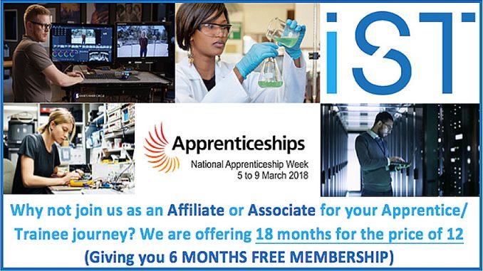 Apprentices Week