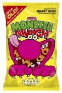 Beef flavoured Monster Munch