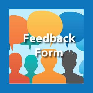 Delegates Info - Feedback Form