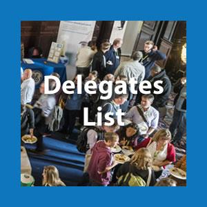 Delegates Info - Delegates's List