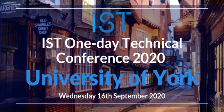 IST Conference 2019