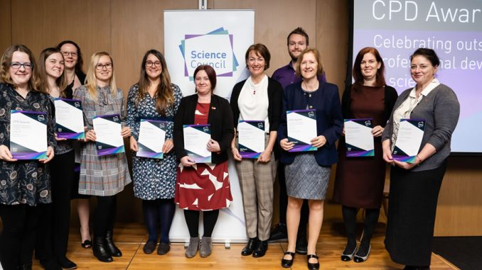 Science Council CPD Awards-2019