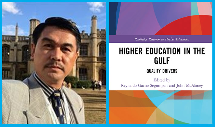 Dr Reynaldo Segumpan awarded IST Fellowship
