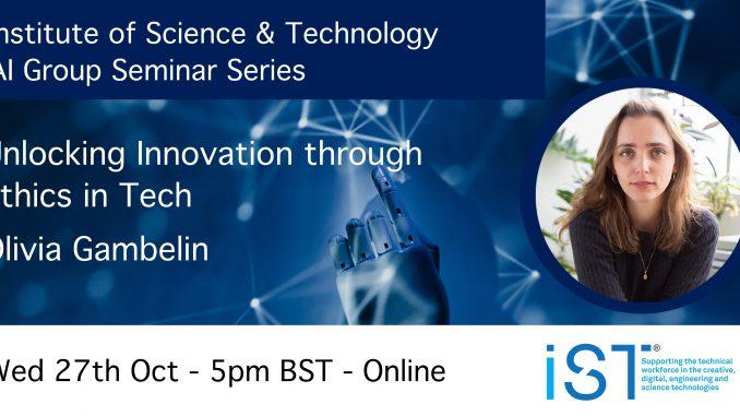 IST AI Seminar#2